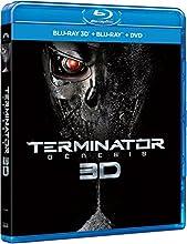 Terminator: Genesis (DVD + BD + BD 3D) [Blu-ray]