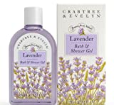 Crabtree & Evelyn Lavender Bath Gel 250 ml