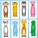 Calcoman�as de animales para dedos -...