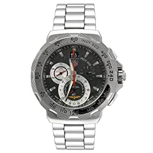 TAG Heuer Men's CAH101A.BA0854 Formula 1 Indy 500 Grande Date Chronograph Watch
