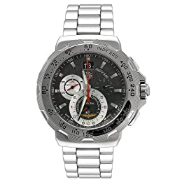 TAG Heuer Men s CAH101A BA0854 Formula 1 Indy 500 Grande Date Chronograph Watch