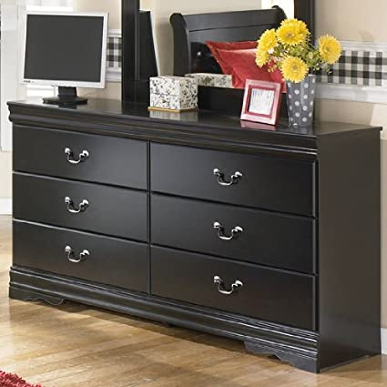 Black Huey Vineyard Childrens Dresser