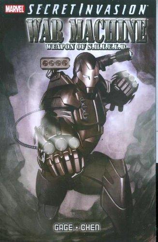 Secret Invasion: War Machine TPB (Graphic Novel Pb)