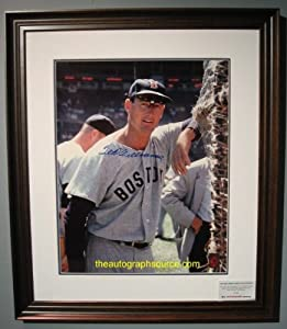 Ted Williams Signed Photo