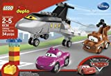 LEGO DUPLO 6134 Cars Siddeley Saves The Day by LEGO