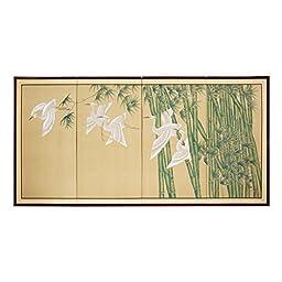 Oriental Furniture Bamboo Escape - 24\