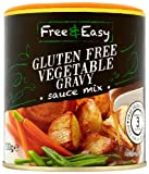 Free Natural Free and Easy Gluten free Gravy sauce Mix 130 g (Pack of 6)