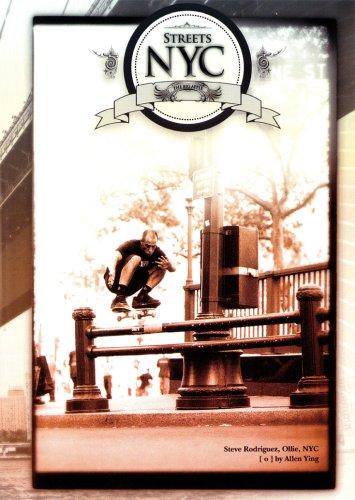 【スケートボード DVD】 Street : NYC(ストリート:ニューヨーク) 輸入版 [DVD]