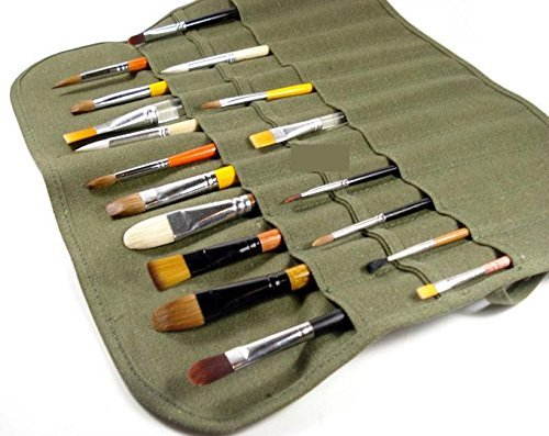Paint Brush Holder