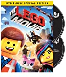 Image of The LEGO Movie (DVD + UltraViolet Combo Pack)