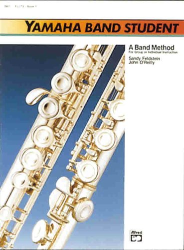 Yamaha Band Student, Book 1: Percussion - Snare Drum, Bass Drum and Accessories (Yamaha Band Method)