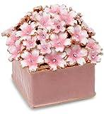 [ピィアース] PIEARTH  ジュエリーボックス 桜満開(ピンク) EX454-1