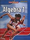 img - for Glencoe McGraw Hill Algebra 1, Teacher Edition book / textbook / text book