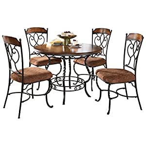 Round Dining Room Table Set Table Chair Sets
