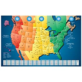 HD wallpapers printable time zone map north america ahdddesignfcf