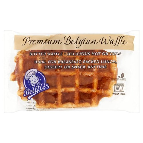 Belffles Premium Belgian Waffle 20 x 90g
