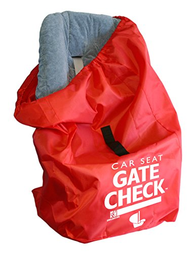 JL Childress Gate Check Bag for Car Seats, Red (Graco Car Seat Handle Cover compare prices)