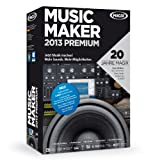 Software - MAGIX Music Maker 2013 Premium (Jubil�umsaktion inkl. Music Studio)