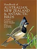 Handbook of Australian, New Zealand & Antarctic Birds: Pardalotes to Shrike-Thrushes