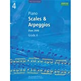 ABRSM Piano Scales and Arpeggios: From 2009 (Grade 4). Sheet Music for Piano Solo
