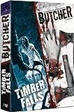 echange, troc Coffret horreur et gore : Timber falls / Butcher - la legende de Victor Crowley
