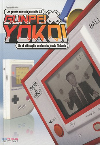 Gunpei Yokoi (French Edition)