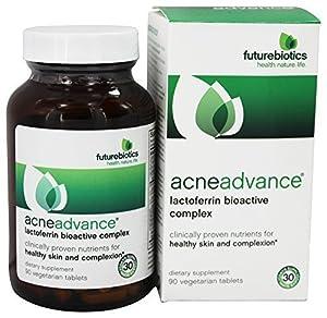 Futurebiotics  AcneAdvance, Vegetarian Tablets , 90 tablets