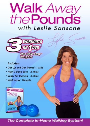 Leslie Sansone: Walk Away the Pounds - Complete In-Home Walking System
