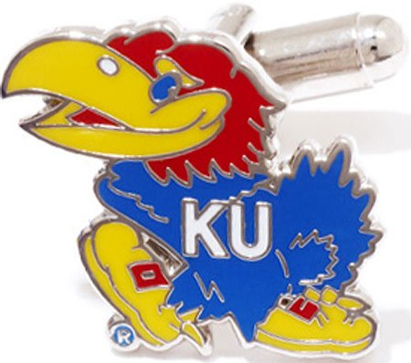 Cufflinks Inc Men's Kansas Jayhawks