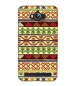 Print Haat Back Cover for Zenfone Max (Multi-Color)
