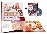 The Elf on the Shelf: A Christmas Tradition with North Pole Blue Eyed Boy Elf with Bonus DVD by Elf on the Shelf - CCA&B LLC [Toy]