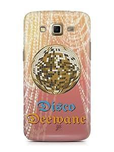 YuBingo Disco Deewane Mobile Case Back Cover for Samsung Galaxy Grand 2