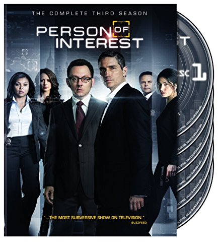 Person of Interest: The Complete Third Season [DVD] [Import]