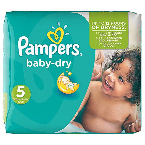Pampers Baby Dry Nappies Pack