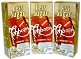 Sosro Tehbotol Jasmine Tea Drink - Less Sugar, 8.5-Ounce (Pack of 24)