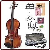 Hallstatt(ハルシュタット) ヴァイオリン V-22 4/4サイズバイオリン 初心者入門セット(9707101310) ランキングお取り寄せ