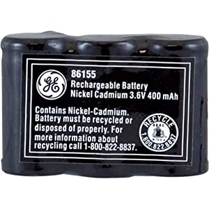 GE Cordless Phone Battery - 86155