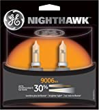 511zXazpOrL. SL160  GE 9006NH/BP2 Nighthawk Automotive Replacement Bulbs   Pack of 2