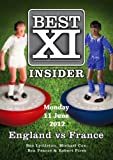 img - for Best XI Insider England vs France book / textbook / text book
