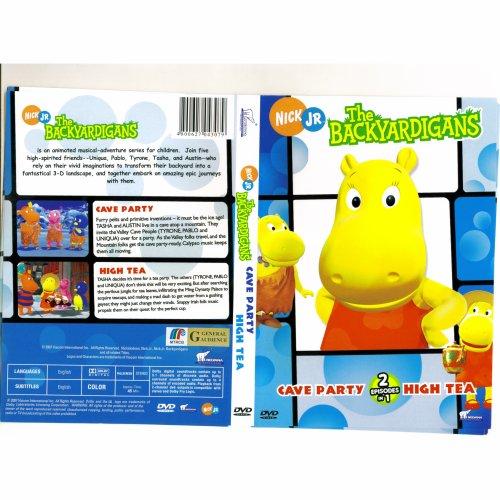 Backyardigans Dvd Related Keywords & Suggestions - The Backyardigans ...