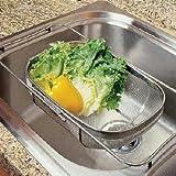 Amco HW Over Sink Colander