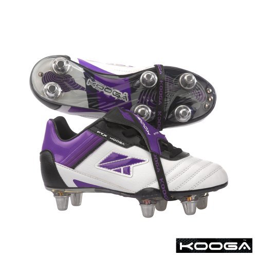 Kooga Junior Nuevo FTX LCST Rugby Boots