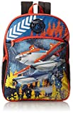 Disney Boy's 2-7 Planes Light Up Backpack
