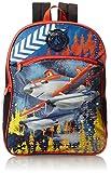 Disney Little Boys' Planes Light Up Backpack