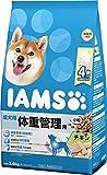 アイムス (IAMS) 成犬用 体重管理用 チキン 小粒 2.6kg(650g×4) ドッグフード(ドライ)