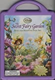 The Secret Fairy Garden: A Magnetic Playset (Book and Magnetic Play Set)