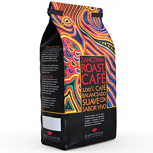 Zancona Coffee Beans Medium Roast Coffee Single Origin Specialty Panamanian (1lb Whole Bean) - Premium Exotic 100% Ethical Arabica Coffee Beans (Best Rated Coffee Beans compare prices)