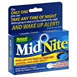 MidNite Sleep Aid, Chewable Tablets, 30 ct.