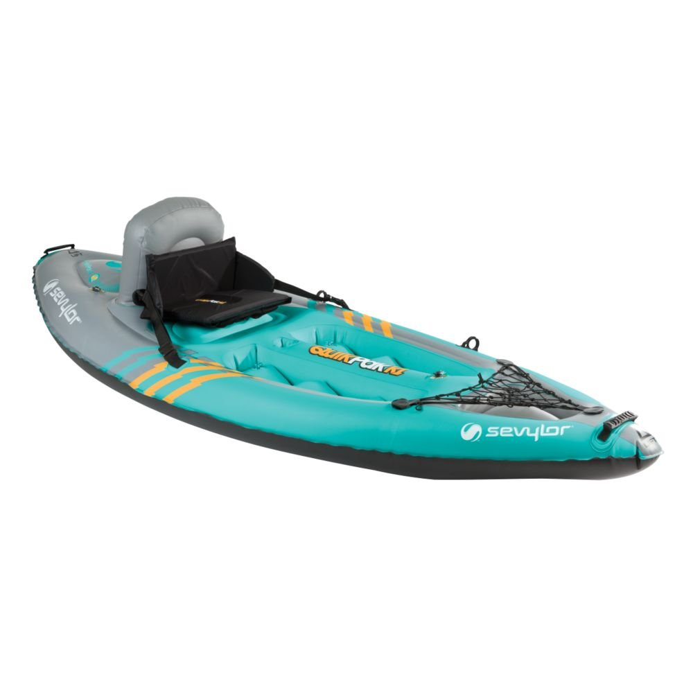 Coleman Quikpak K1 1-Person Kayak Review