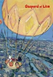 リサとガスパール 300ピース 気球にのって 3-827